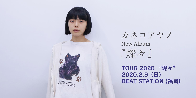 カネコアヤノ インタビュー